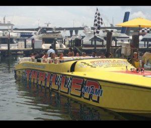 Thriller Speedboat Miami