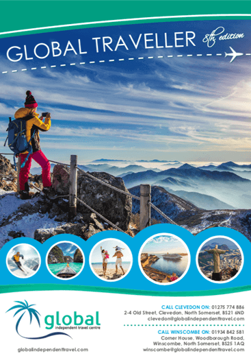 Global Traveller Edition Cover