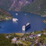Cruise Fjord Norway
