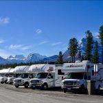 Canada Motorhome RV Mountains